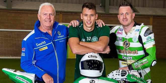 Celtic and Dafabet streaks ahead after MotoGP deal - Celtic News Now